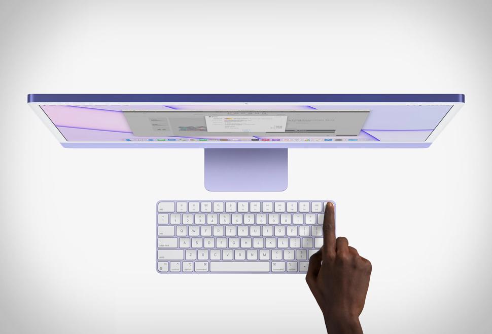 Novo iMac M1 o desktop mais poderoso da Apple até hoje - Imagem - 1