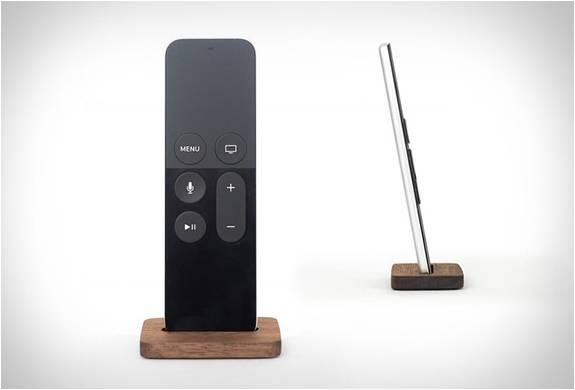 Suporte Para o Controle da Apple Tv   Apple Tv Remote Stand - Imagem - 2