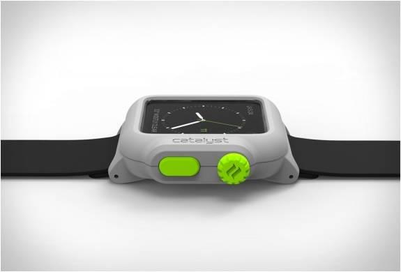 Capa Impermeável e Totalmente Funcional para o Apple Watch - Imagem - 2