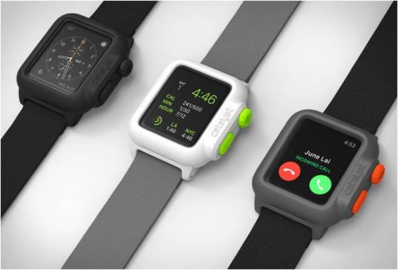 Capa Impermeável e Totalmente Funcional para o Apple Watch - Imagem - 3