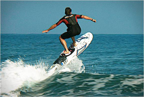PRANCHA DE SURF ELÉTRICA AQUILA - Imagem - 4