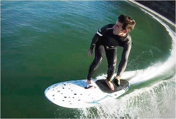 PRANCHA DE SURF ELÉTRICA AQUILA - Imagem - 5
