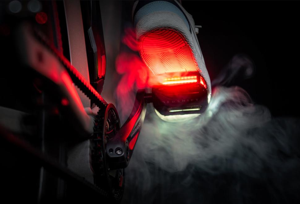 Pedais de Bicicleta Inteligentes com Luz LED - ARCLIGHT PEDALS - Imagem - 1