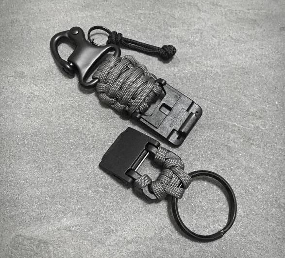 Chaveiro Arktype Paracord - Imagem - 5
