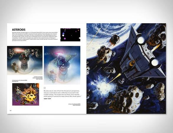 Livro: Art Of Atari - Imagem - 3