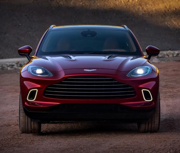 Primeiro SUV - Aston Martin DBX - Imagem - 3