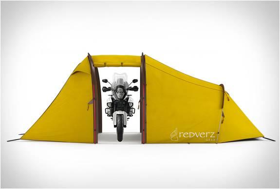 EXPEDIÇÃO AO ATACAMA COM MOTO TENDA - ATACAMA EXPEDITION MOTORCYCLE TENT - Imagem - 2