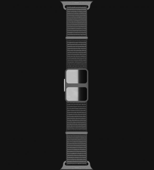 Pulseira Inteligente para Apple Watch - AURA STRAP - Imagem - 2