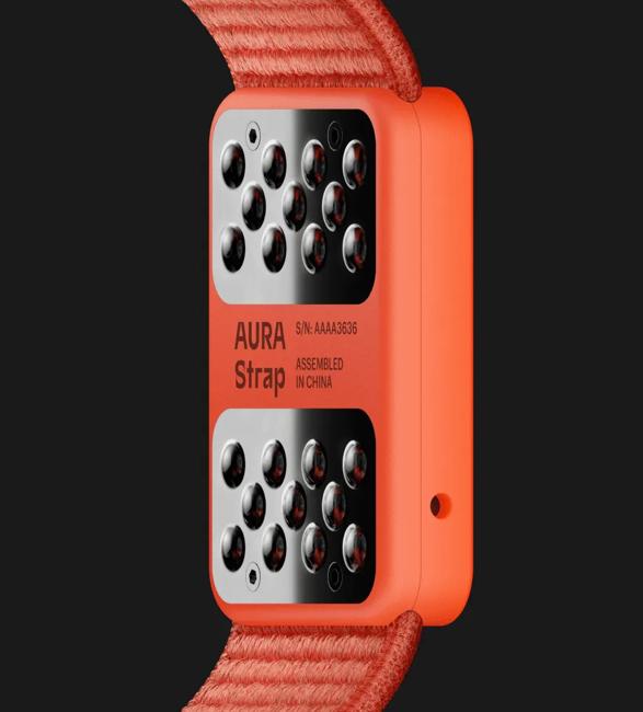 Pulseira Inteligente para Apple Watch - AURA STRAP - Imagem - 5