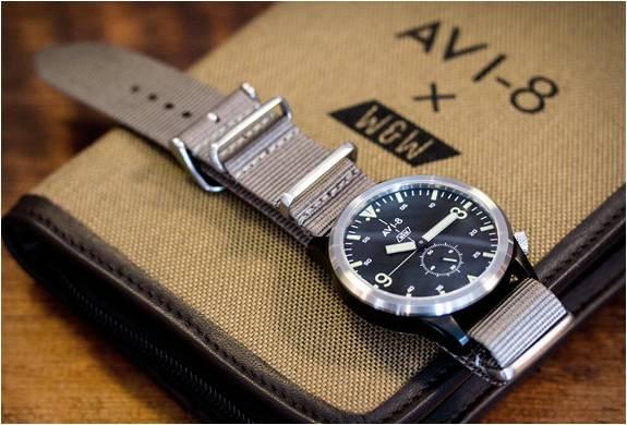 Relógio Avi-8 X - Worn & Wound - Imagem - 4