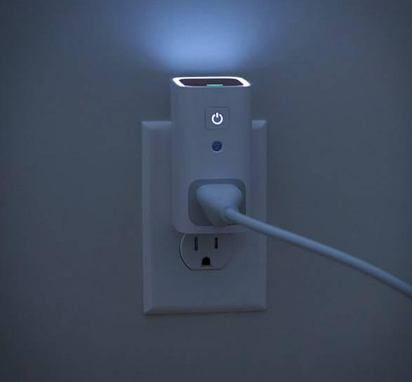 Tomada Inteligente Controla a Qualidade do Ar AWAIR Glow - Imagem - 4
