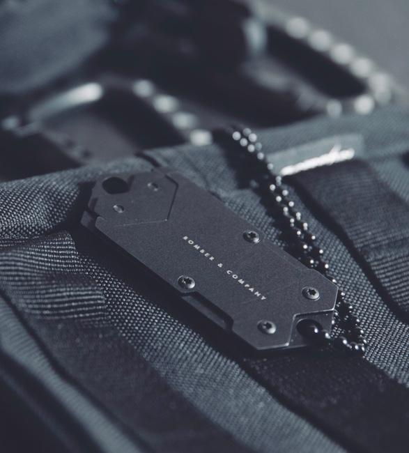 B-2 DOG TAG KNIFE - Imagem - 5