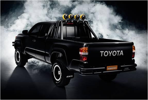 Tacoma De Volta Para O Futuro | Toyota - Imagem - 2