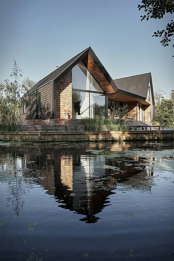 Casa de Backwater - Imagem - 3