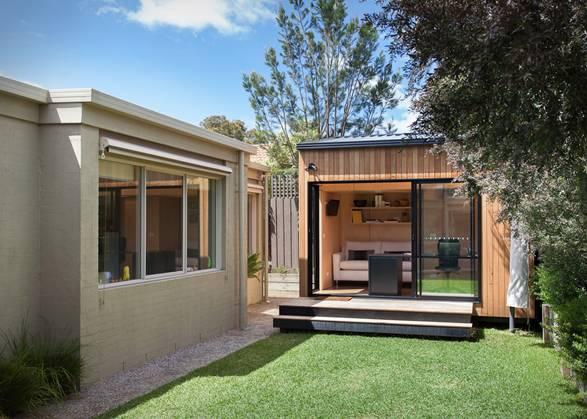 Arquitetura - Quarto Pré-Fabricado - Backyard Room - Imagem - 5