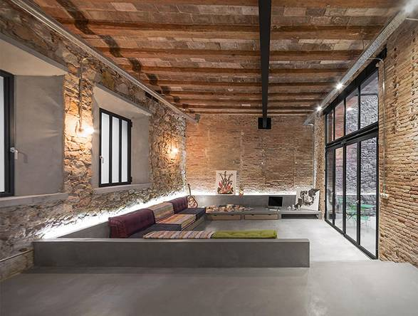Apartamento Barcelona Loft industrial - Imagem - 4