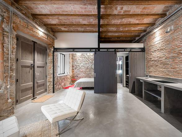 Apartamento Barcelona Loft industrial - Imagem - 5