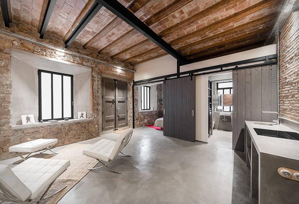 Apartamento Barcelona Loft industrial - Imagem - 1