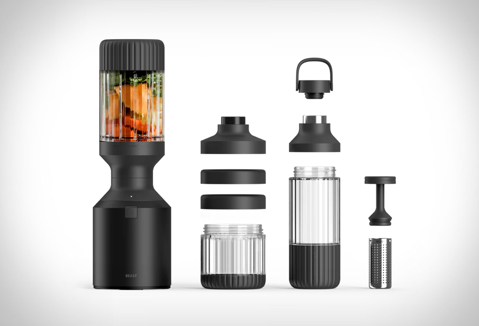 Liquidificador Inteligente Extremamente Poderoso - BEAST BLENDER - Imagem - 1