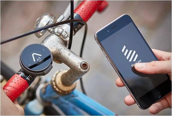 Beeline - Dispositivo com sensor de direção
