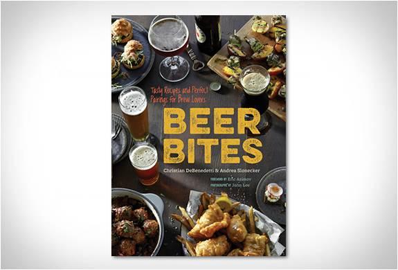 Beer Bites | Livro de Aperitivos para Cerveja - Imagem - 1