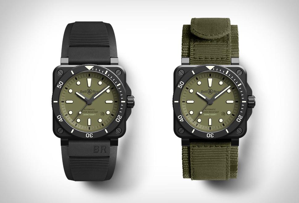 Relógio Militar Bell & Ross - Imagem - 1