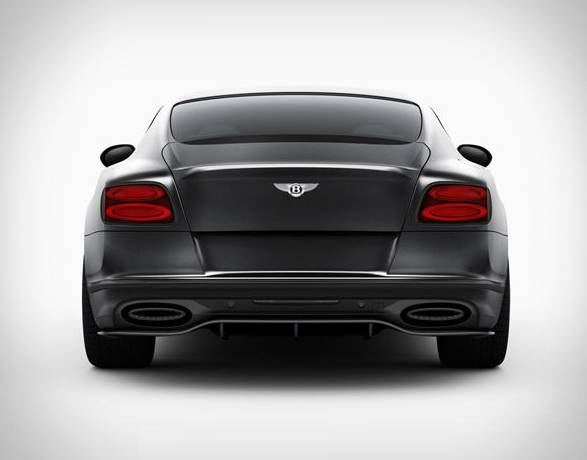 Carro Supersports Continental | Bentley - Imagem - 3