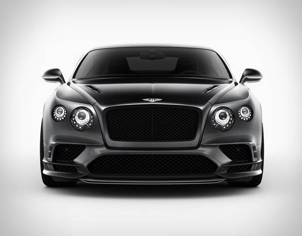 Carro Supersports Continental | Bentley - Imagem - 4