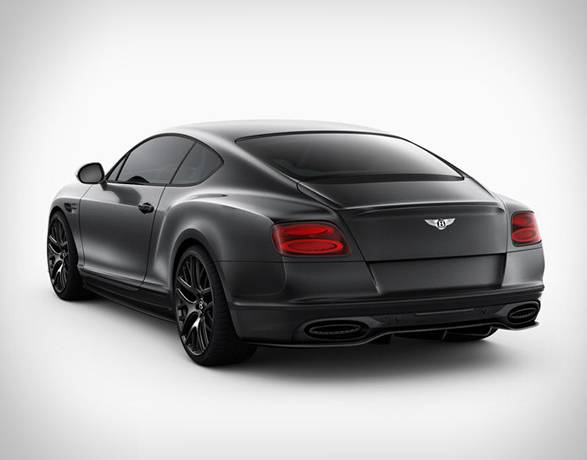 Carro Supersports Continental | Bentley - Imagem - 5