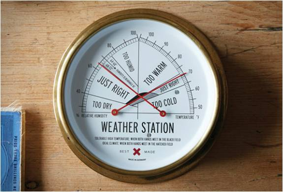 Estação Meteorológica | Best Made - Imagem - 5