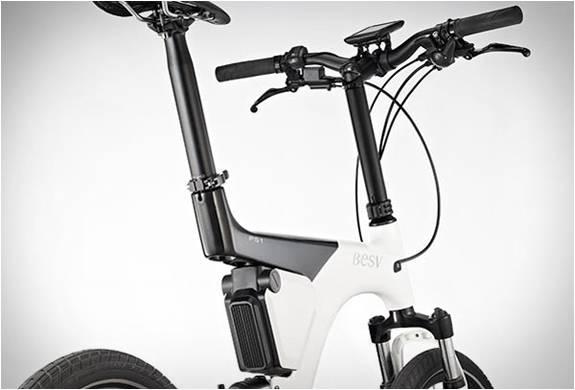 A Bicicleta Elétrica Mais Leve do Mercado - Besv Ps1 - Imagem - 2