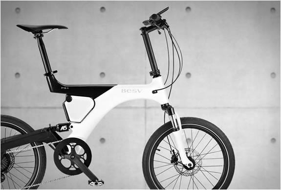 A Bicicleta Elétrica Mais Leve do Mercado - Besv Ps1 - Imagem - 5