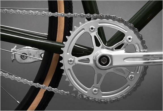 BICICLETA - HORSE CYCLES X KM CITY CRUISER - Imagem - 5