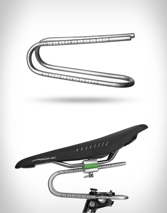 Amortecedor de Assento de Bicicleta - Imagem - 2
