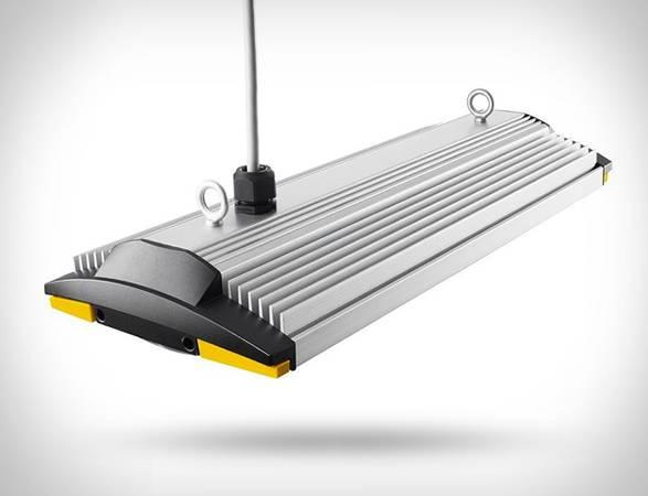 Grande Luminária LED de Garagem - Imagem - 2
