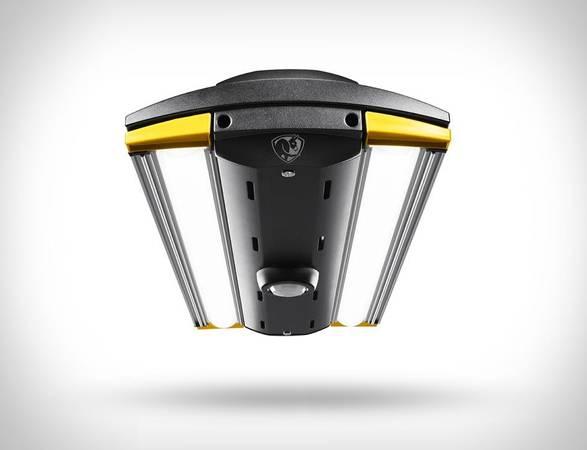 Grande Luminária LED de Garagem - Imagem - 5