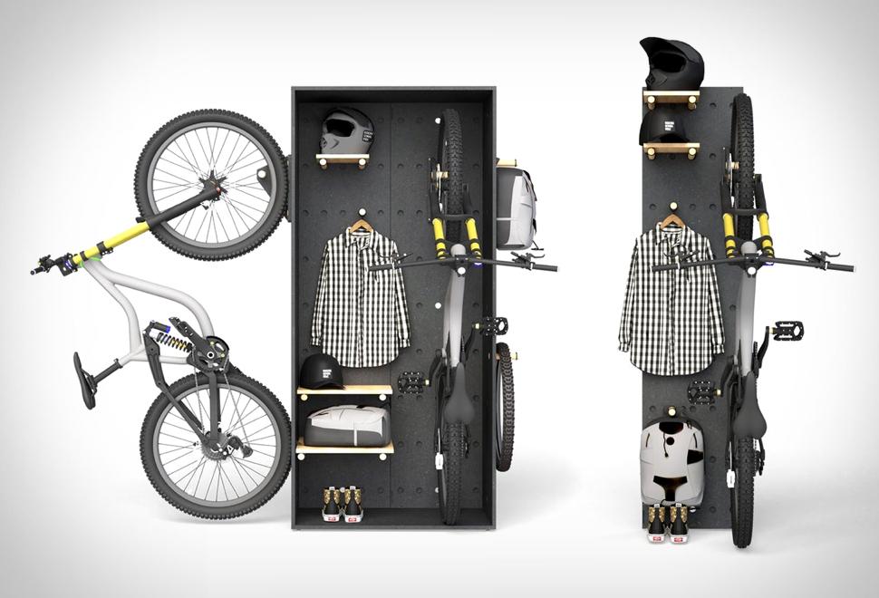 Armazenamento de Bicicleta - BIKE BOX - Imagem - 1