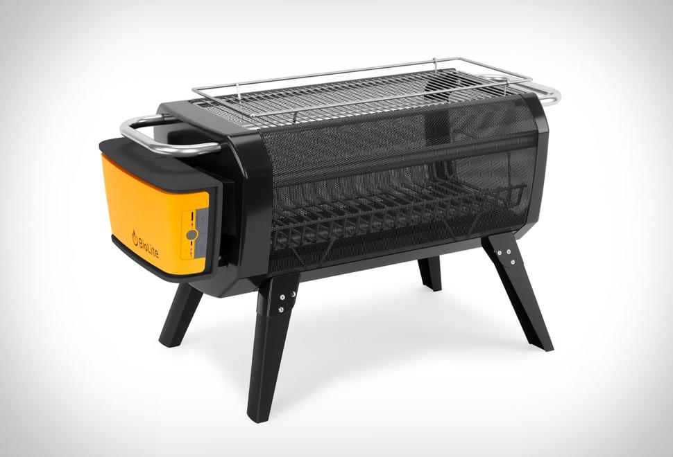 A BioLite atualizou o seu pit sem fumaça que cozinha e carrega seu telefone! - Imagem - 1