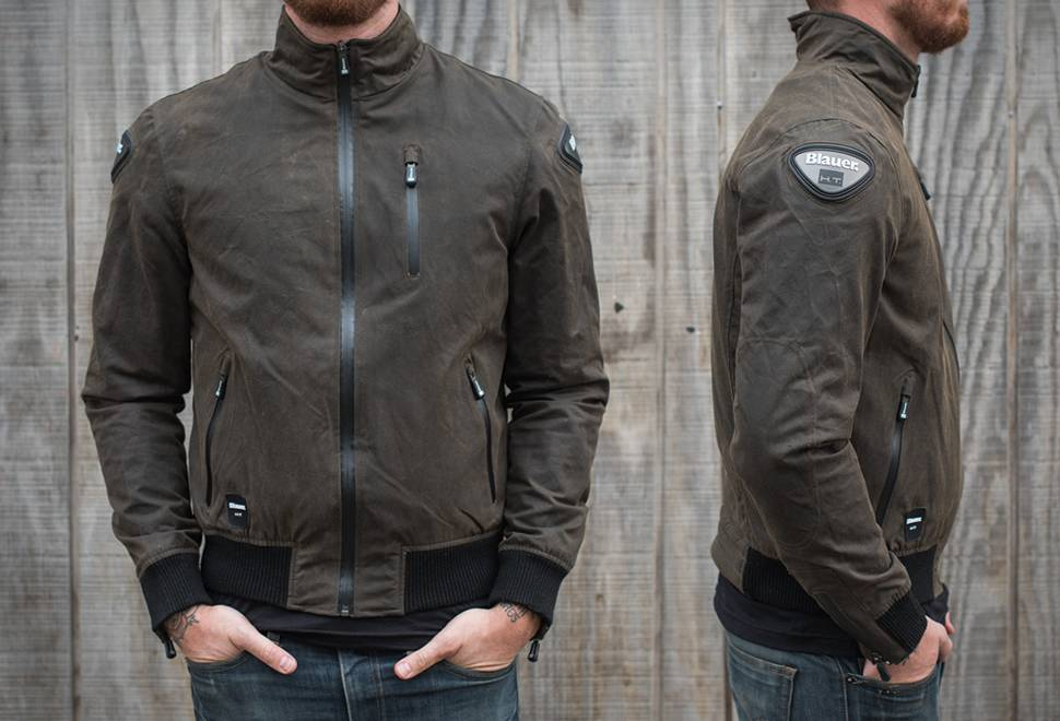 Jaqueta Indirect Textile | Blauer