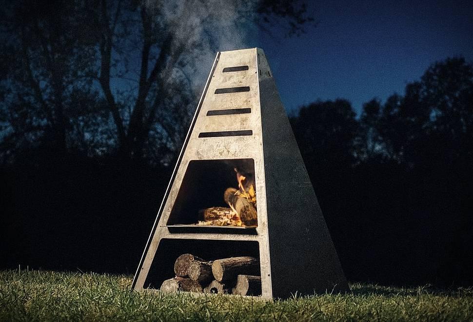 Torre de Fogo - Imagem - 1