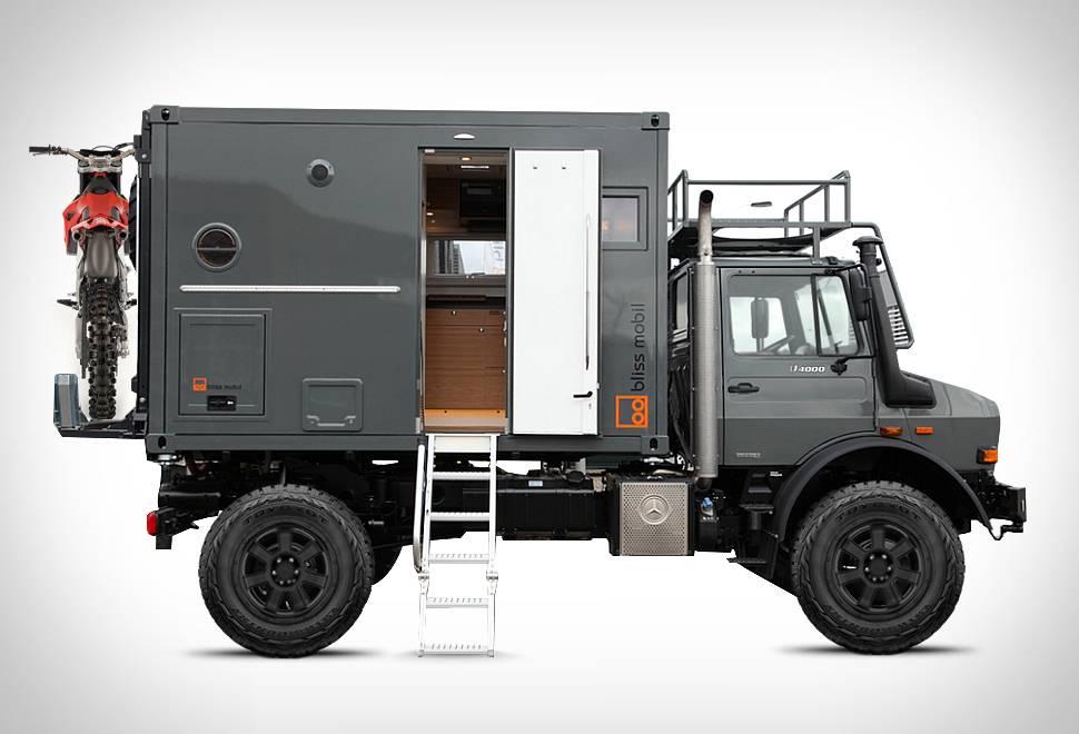 Veículo de Expedição Bliss Mobil - Imagem - 1