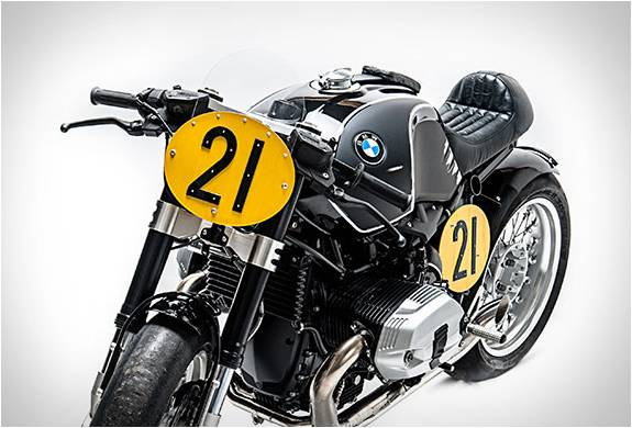 MOTO PERSONALIZADA BMW R NINET - Imagem - 3