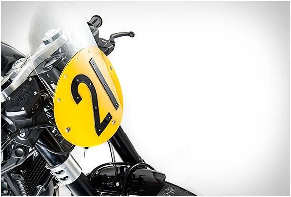 MOTO PERSONALIZADA BMW R NINET - Imagem - 5