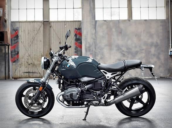 Moto BMW R ninet Pure - Imagem - 2
