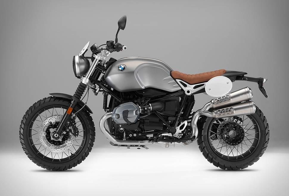 R Ninet Scrambler | BMW