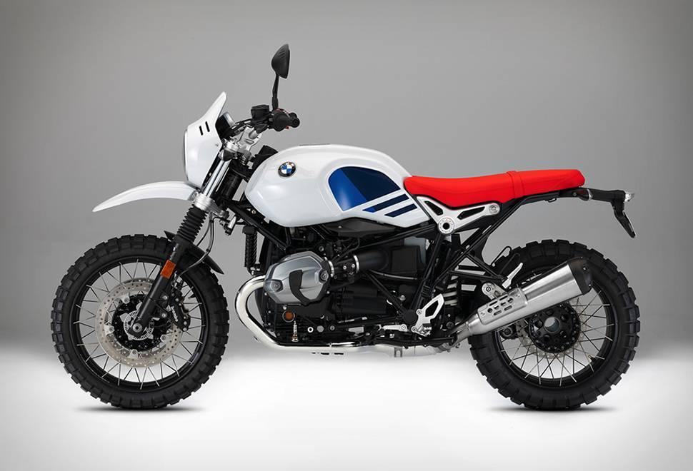 Moto BMW R ninet Urban GS - Imagem - 1