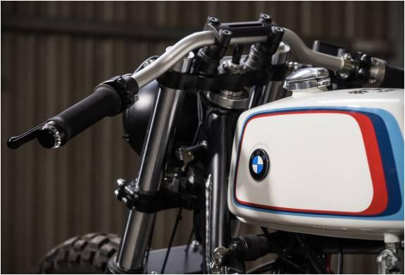 MOTO PERSONALIZADA BMW R100 - Imagem - 3