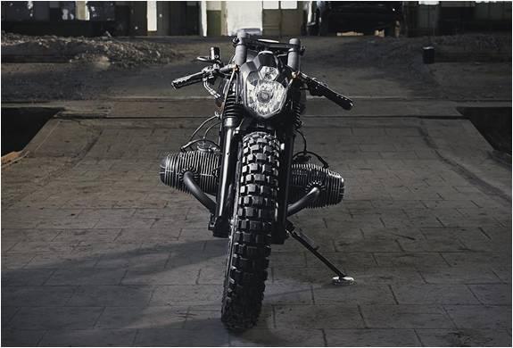 MOTO PERSONALIZADA BMW R100R - Imagem - 4