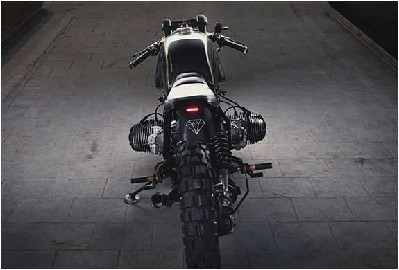 MOTO PERSONALIZADA BMW R100R - Imagem - 5