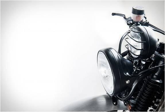 MOTO PERSONALIZADA BMW R1100GS - Imagem - 5